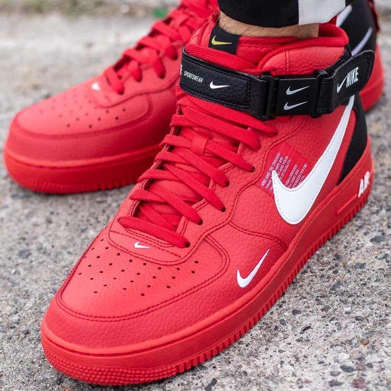 pretty nice f2fed bbca8 Nike Air Force 1 MID 07 LV8 Utility (804609-605) Click to zoom ...