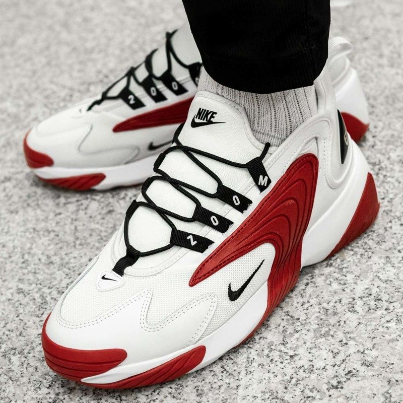 chaussure nike zoom 2k rouge
