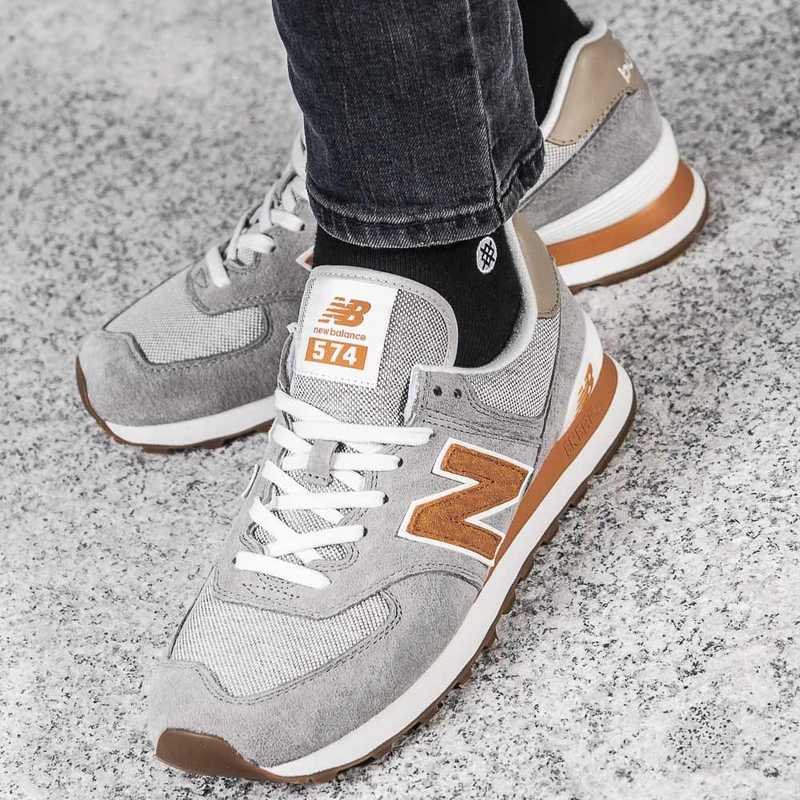New Balance 574 (ML574MDG)