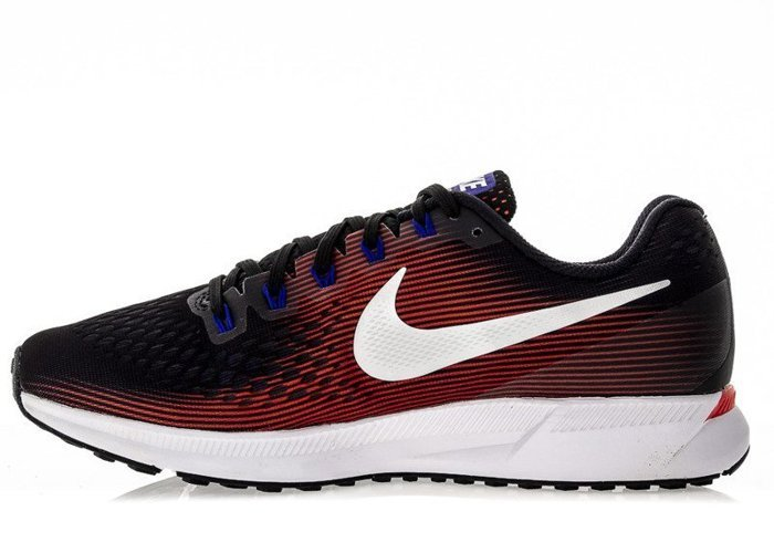 Nike Air Zoom Pegasus 34 ''Black / Red''
